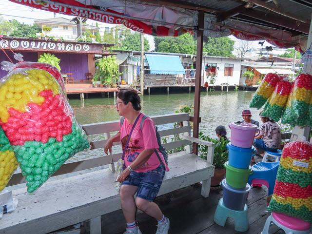 曼谷 Klong Bang Luang 水鄉