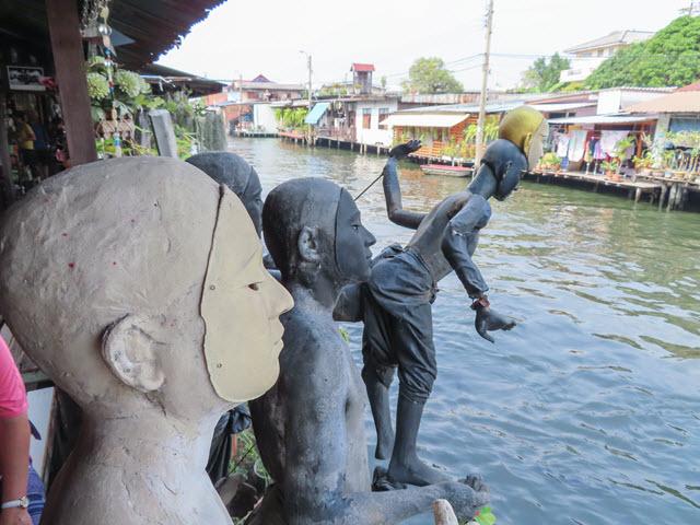 曼谷市  Klong Bang Luang 水鄉