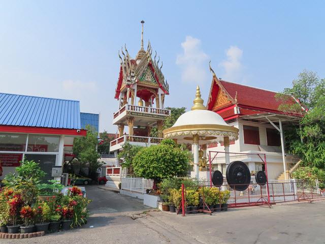 曼谷 Klong Bang Luang Wat Kampaeng Bangcha