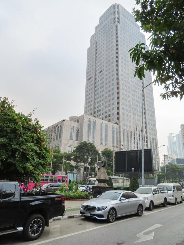 曼谷 Ratchadaphisek Road