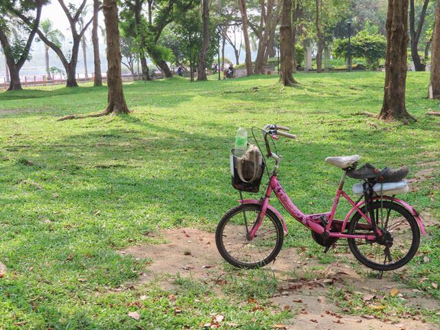 曼谷 班嘉奇蒂公園 Benjakitti Park