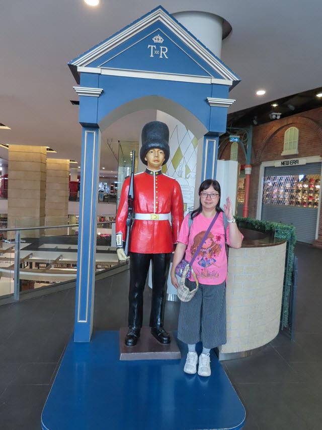 曼谷 Terminal 21 購物中心