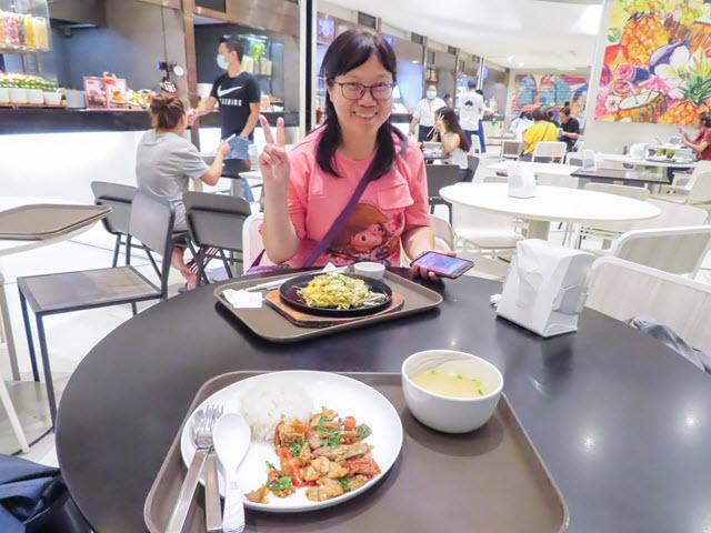 曼谷 EmQuartier Food Court
