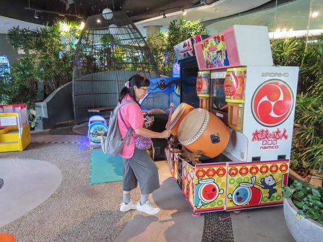 曼谷 EmQuartier 遊樂場