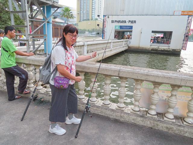 曼谷 Si Phraya Ferry Boat 碼頭