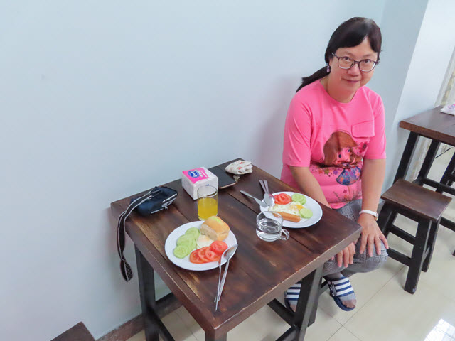 曼谷 U & D Guesthouse 早餐