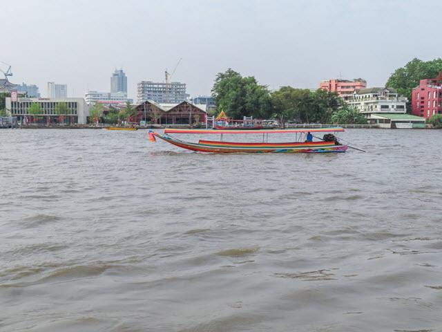 曼谷 昭披耶河
