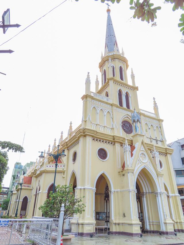 曼谷聖玫瑰堂 Holy Rosary Church