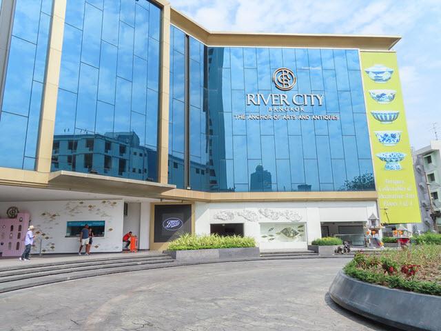 曼谷 River City Bangkok 百貨商場