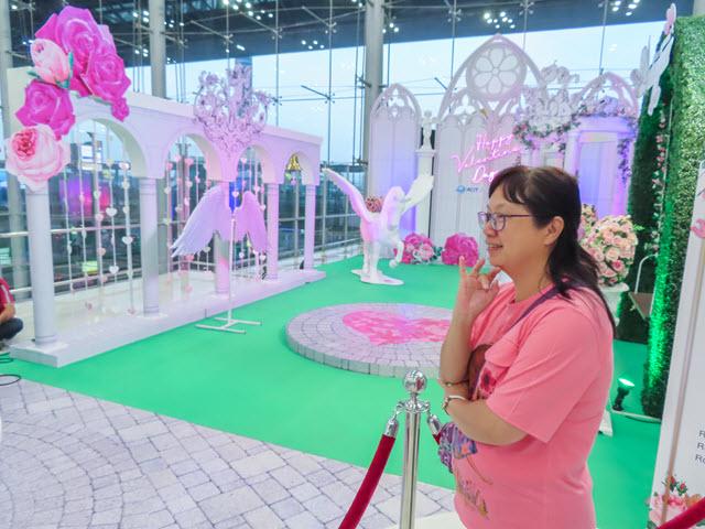 曼谷蘇汪納普國際機場 Suvarnabhumi International Airport
